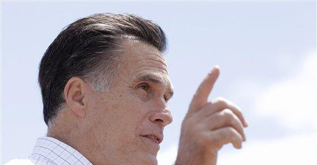 FACT CHECK: Romney miscasts economy in GOP debut