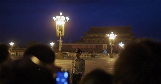 Tiananmen anniversary brings new China detentions