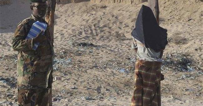 Progress seen against militants in Somali capital