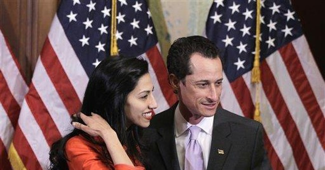 Ambitious Weiner sees media strategy backfire