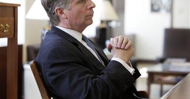 AP Interview: Ex-IMF chief case spotlights NYC DA