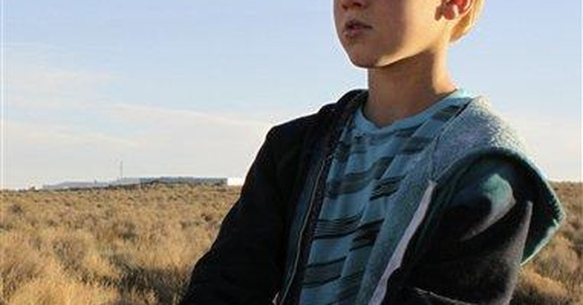NM boy, 9, becomes youngest to fly balloon solo