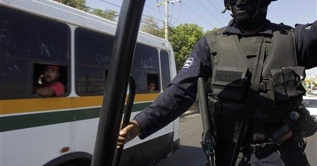 In Sinaloa, cartel operators hide in plain sight