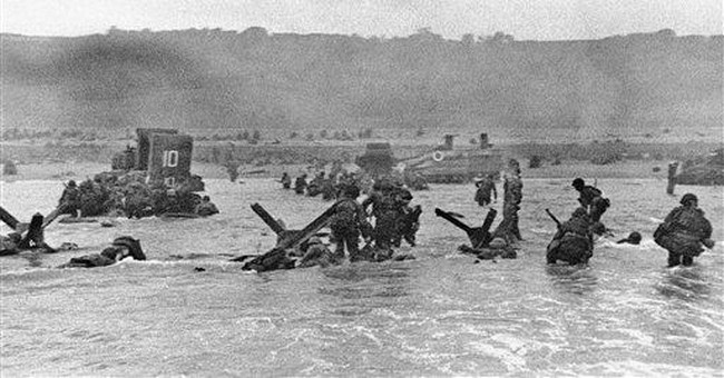 Exhibit marks 67th anniversary of D-Day landings