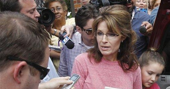 Palin's Paul Revere comments draw interest online