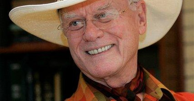 'Dallas' star Larry Hagman auctions memorabilia