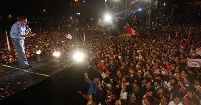 What kind of leftist president for Peru?