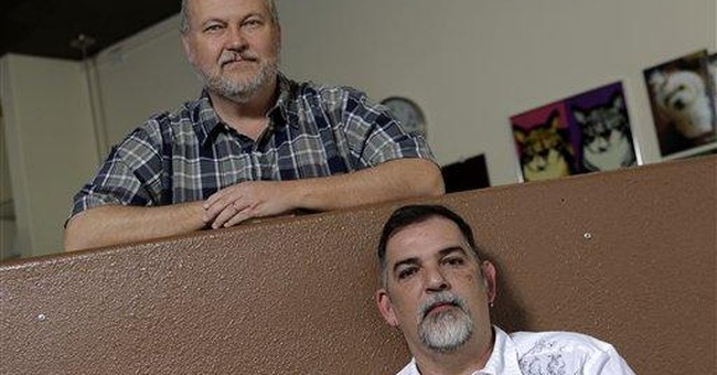 Gay couples seek green cards despite likely denial