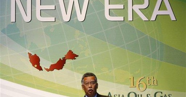 Petronas chief: Oil should fall to $75-$80 range