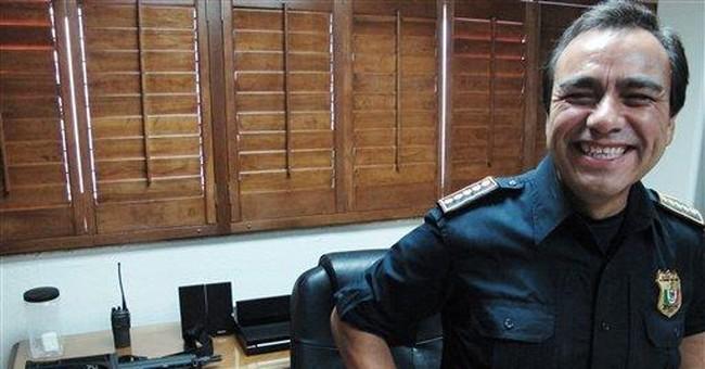 Juarez top cop offers results by December