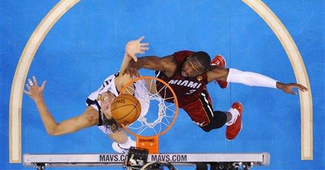 ABC wins week's Nielsen ratings with NBA Finals