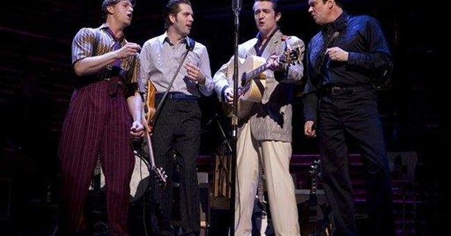 'Million Dollar Quartet' to move off-Broadway