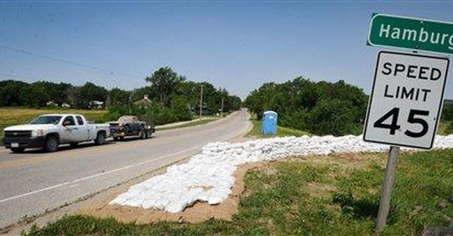 If fixes fail, Iowa town could be left under water