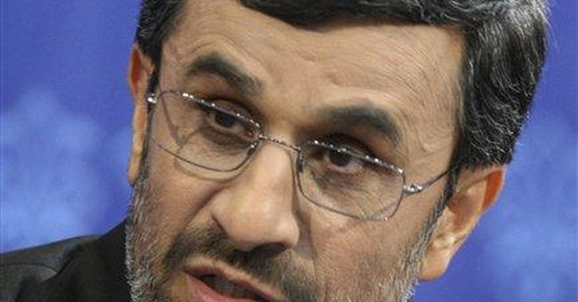Ahmadinejad criticizes IAEA chief