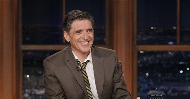 Ooh-la-la! Craig Ferguson's show heads to Paris