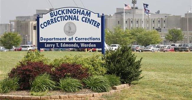 Va. inmate sues after gruesome tries at sex change