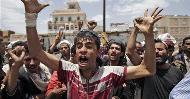 Tribesmen seize part of Yemen's 2nd biggest city