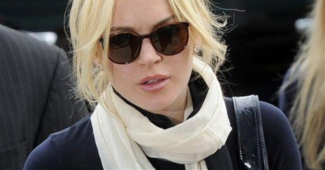 Man ordered to stay away from Lohan for 2 years