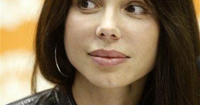 APNewsBreak: Gibson's ex files appeal over lawyer