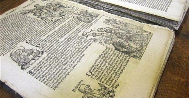 500-year-old book for sale in Utah for $35K