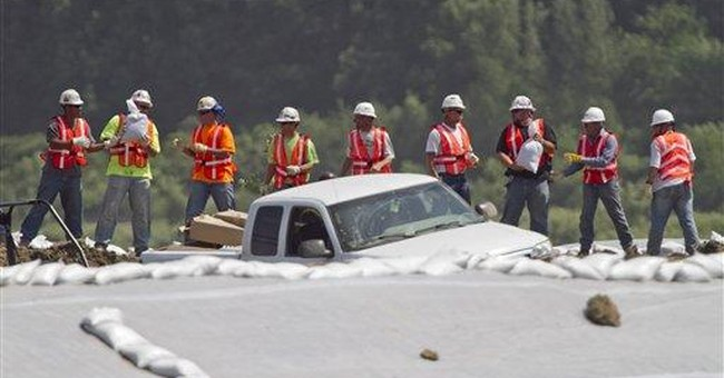 Montana town floods for second time in 2 weeks