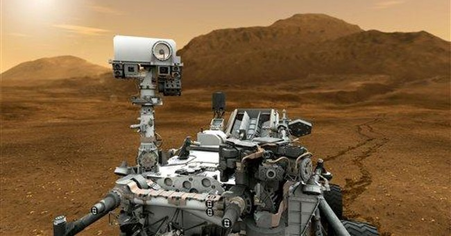 Audit: Mars mission faces hurdles before launch