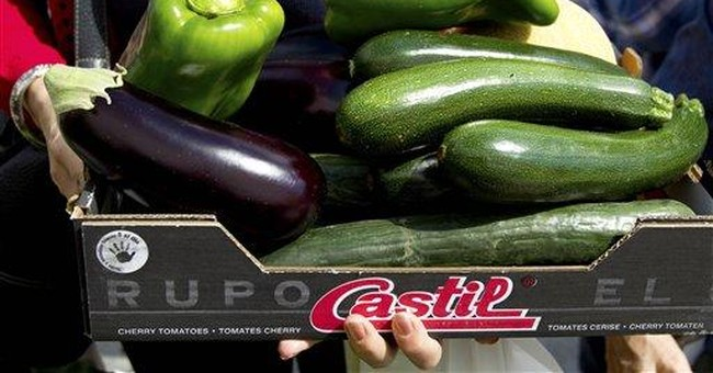 Cucumbers draw new attention in E. coli outbreak