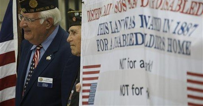 Suit: VA misusing LA land meant for homeless vets