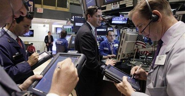 Stocks fall as Fed delivers mixed economic outlook