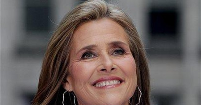 A last 'Today' good morning for Meredith Vieira