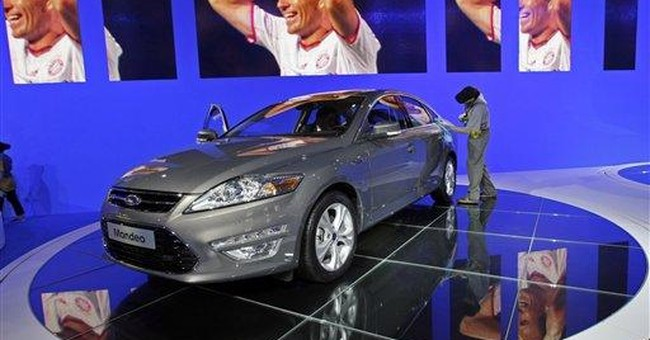 Ford finalizes Russian joint venture with Sollers