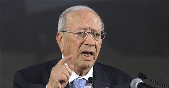 Tunisia's ex-president to be tried in absentia
