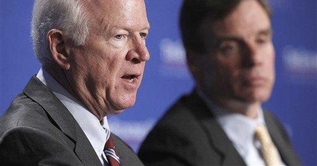 Senate 'Gang of Six'  seek $4.7T in deficit cuts