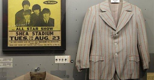 Redesigned Rock Hall opens exhibit on The Beatles