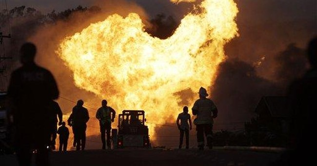 Panel scolds Calif. officials, PG&E over gas blast