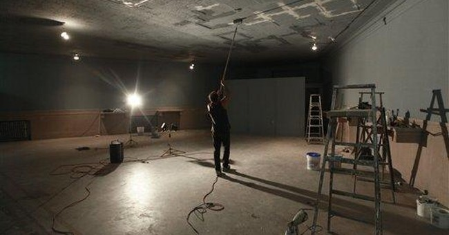Art museum to open in rough section of Detroit