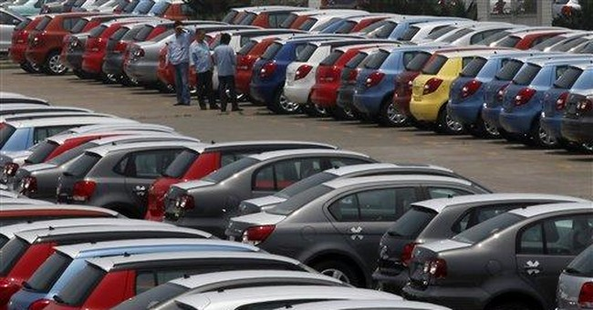 China auto sales slip in May, 2nd month of decline
