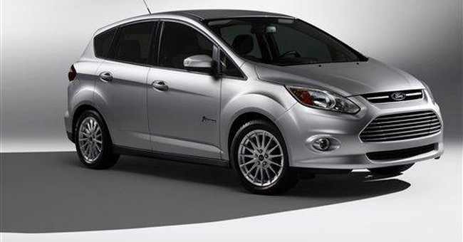 Ford to build hybrid-only minivan