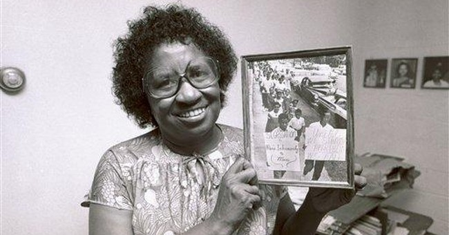 Oklahoma civil rights icon Clara Luper dies at 88