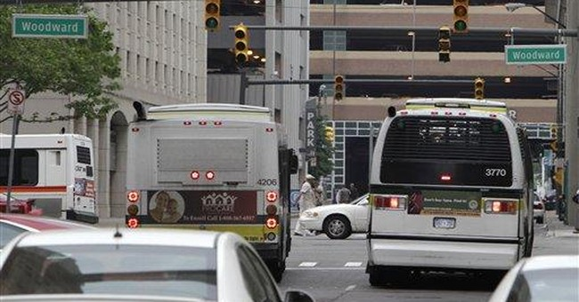 Heat-related demand causes Detroit power outages
