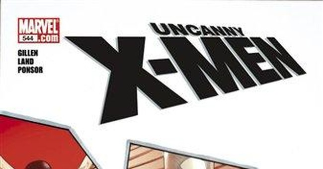 APNewsBreak: Marvel's Uncanny X-Men ending in Oct.
