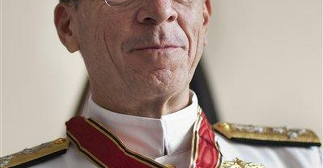 Germany honors US Joint Chiefs of Staff Mullen