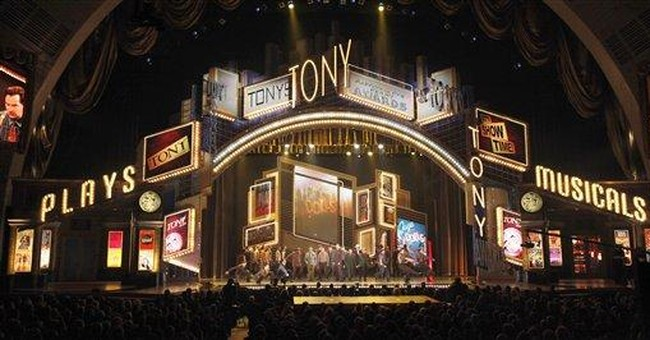 Labor dispute outside Tony Awards venue solved