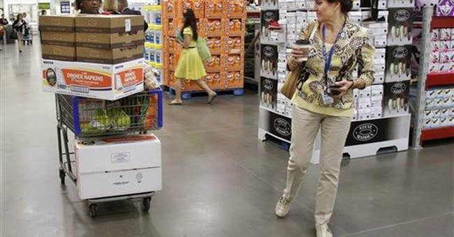 High unemployment claims, food prices slow economy