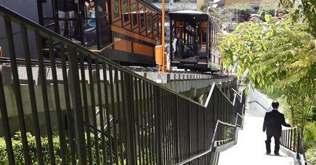 LA's Angels Flight ordered to stop operating