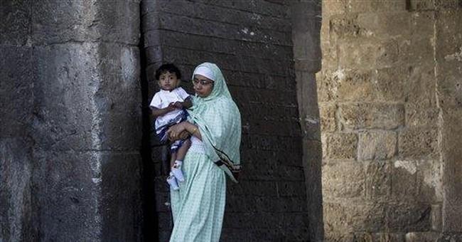 Police, Palestinians clash at Jerusalem holy site