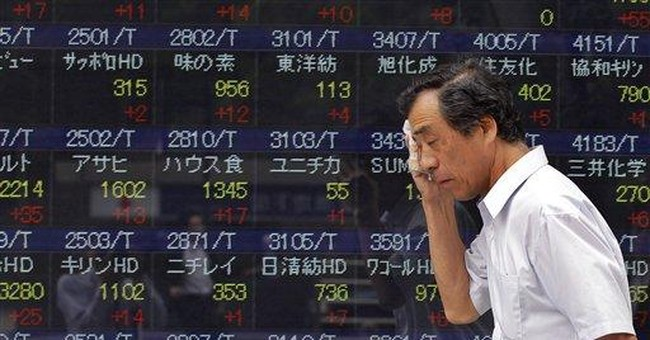 Growth concerns weigh on stock markets