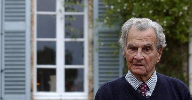 British writer Sir Patrick Leigh Fermor dies at 96
