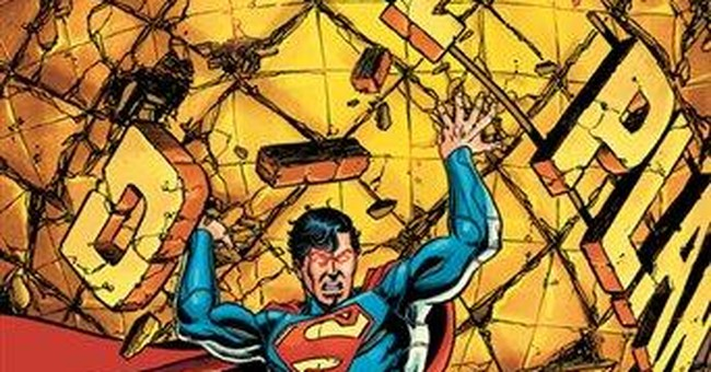 DC: 'Action Comics' relaunching with new No. 1