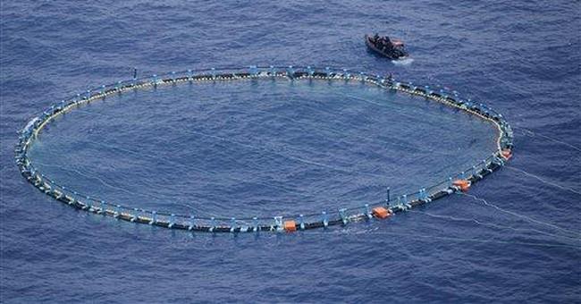 Environmental activists sailing to Libyan waters